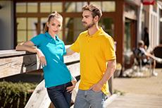 Polo-Shirts von MALFINI bei Nickifabrik.de