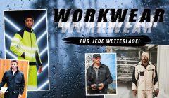 Workwear für jede Wetterlage