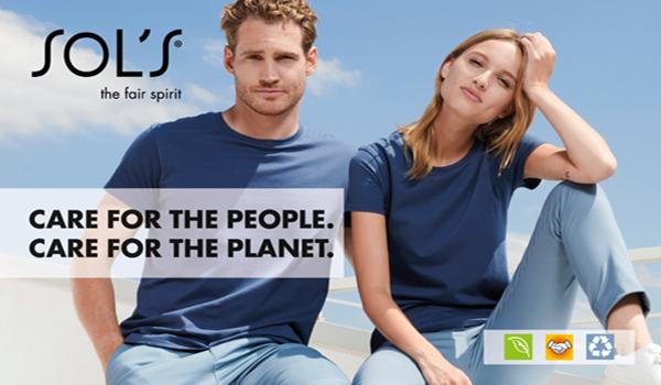 T-Shirts & Sweatshirts - SOL'S Neuigkeiten 2021