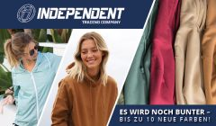 10 neue Farben im Independet Sortiment
