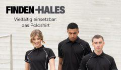 Finden+Hales - Vielseitig einsetzbar: das Poloshirt
