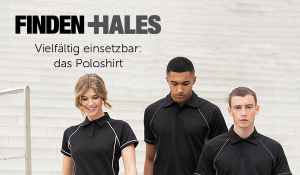Vielseitig einsetzbar: bis 60° waschbare Poloshirts