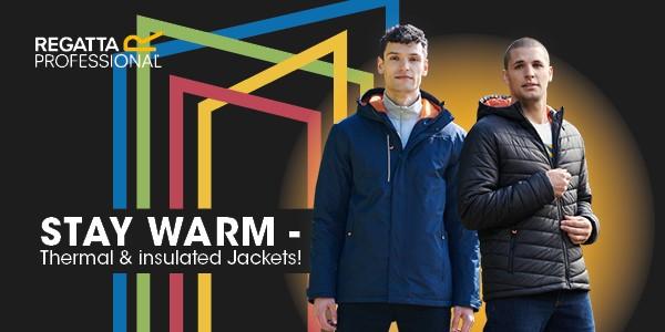 Regatta Professional - Warme Jacken für die kalte Jahreszeit